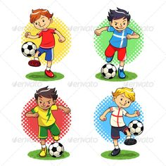 Realistic Graphic DOWNLOAD (.ai, .psd) :: http://hardcast.de/pinterest-itmid-1005039524i.html ... Soccer Boys ...  action, ball, boys, cartoon, character, children, dribble, fullback, halfback, illustration, kids, player, playing, poses, practice, shooting, soccer, sports, striker, team, training, uniform, vector  ... Realistic Photo Graphic Print Obejct Business Web Elements Illustration Design Templates ... DOWNLOAD :: http://hardcast.de/pinterest-itmid-1005039524i.html