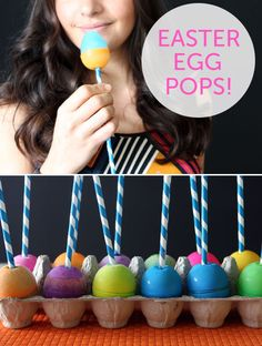 One of my favorite food tutorials yet! So easy and cute for Easter!