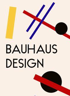 Design Trend: The Bauhaus Design Movement  Creative Market blog  www.creativemarket.com