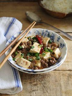 Mapo Tofu | Running to the Kitchen