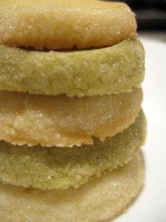 The Stir-Sugary Tequila Cookies Will Melt in Your Mouth