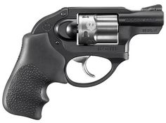 RUGER LCR  I have this in the .38 and love it.  I have a FlashBang holster on order and can't wait until it comes in so I can quit carrying a purse.