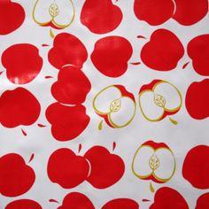 Mexicaans tafelzeil Manzana rood