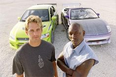No one was having more fun in '2 Fast 2 Furious' than Paul Walker and Tyrese.