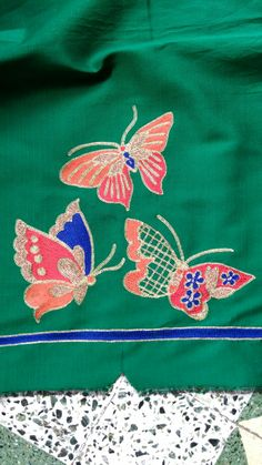 Dress Neck Designs, Blouse Designs, Embroidery Suits Design, Embroidery Designs, Punjabi Dress Design, Aari Work Blouse, Aari Embroidery, Boutique Suits, Maggam Works