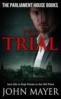 Literary Flits: The Trial by John Mayer + Free Book
