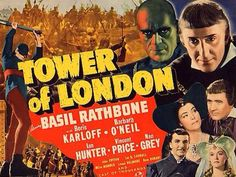 Tower of London(1939)6/10 - 5/18/15
