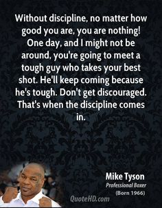 Mike Tyson Quote shared from www.quotehd.com
