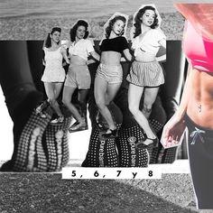 Empieza tu semana con el pie derecho y toda la actitud fit! En #Ellemx te dejamos los ejercicios más cool para motivarte e iniciar con energía este año.  via ELLE MEXICO MAGAZINE OFFICIAL INSTAGRAM - Fashion Campaigns  Haute Couture  Advertising  Editorial Photography  Magazine Cover Designs  Supermodels  Runway Models