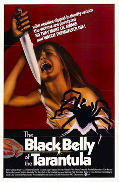 Black Belly of the Tarantula (La tarantola dal ventre nero) 1971 The Home of Horror Movies : flimmerstube.com Dort wo Horrorfilme zu Hause sind: flimmerstube.com