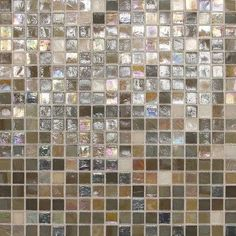 "Daltile City Lights 0.5"" x 0.5"" Glass Mosaic Tile in Barcelona"