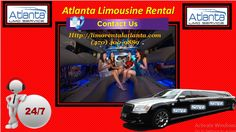 Atlanta Limousine Rental fulfills your requirements and has affordable charges. It provides you along with the large and enjoyable interior higher the luxurious mood. It consists of seats which control through all single one length of the limo and passenger feels confident and meant when them. It gives the car expansive manner as compare to the satisfactory anguish seating arrangement. Booking us immediately and calling us at: 470-400-9889.Visit us…