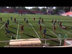 Partido reducido 6c6 Cholo Simeone - YouTube