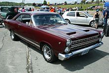 66 Mercury Comet Cyclone GT #CTins #classiccars