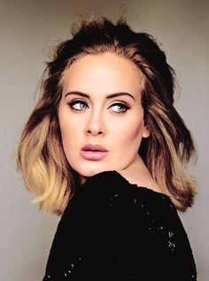 You Cant Prepare Yourself A Conversation With Adele Adele Hairstyles