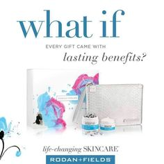 The best idea for Mother's Day, Easter, Bridesmaid's gifts goes on sale tomorrow, March 28, but only while supplies last!! If you would like this sweet spring skin care set which features REDEFINE Multi-Function Eye Cream, REDEFINE Lip Renewing Serum along with the fabulous silver bag message me! It won't last long! Rodan And Fields, Kathy Fields, Skin Care Treatments, Good Skin, Mothers Day May, Multifunction Eye Cream, Beautiful Gift Boxes, Gift Sets, Easter