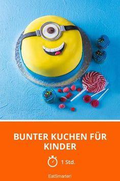 Minion-Torte zum Kindergeburtstag