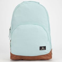VOLCOM Supply   Demand Backpack - MINT - E64215TO 328f476fff310