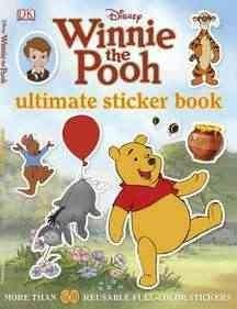 The Winnie the Pooh: Ultimate Sticker Book features reusable stickers of all your favorite Winnie the Pooh characters, from Kanga and Roo to Tigger too! 2012 Disney
