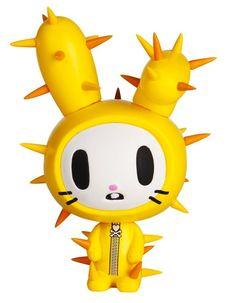 Tokidoki Cactus Bunny Vinyl Toy
