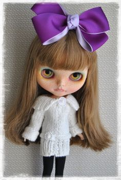 Loop for hair  for blythe dolls and similar by BlytheinWonderland, $8.00