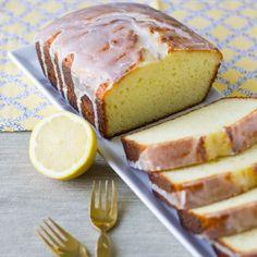 Lemon Yogurt Cake | Culinary Hill