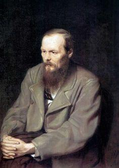 Перов Василий Григорьевич. Портрет писателя Ф.М.Достоевского