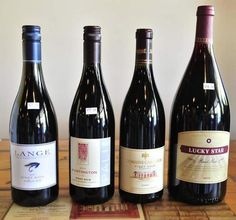 Pinot Noir is the go-to wine as autumn sets in. Its fruit-forward nature is great with veal and lamb.