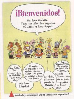 La familia de Mafalda