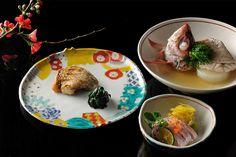 High-class Kaiseki cuisine!