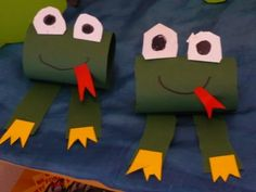 Frogs can be crafted in a variety of forms: The Folded Frog Here are the details you need for it: Darau … Animal Crafts For Kids, Crafts For Teens, Paper Games, Organic Chicken, Infancy, Preschool Art, Game Design, Kindergarten, Four Seasons