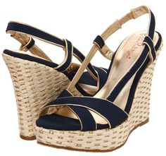 Lilly Pulitzer Ashley Wedge Sandals