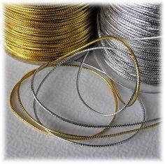 FIL DORE 5 metres NOEL - rubans ruban mercerie Scrapbook Supplies, Scrapbooking, Bangles, Bracelets, Jewelry, Noel, Ribbons, Haberdashery, Sons