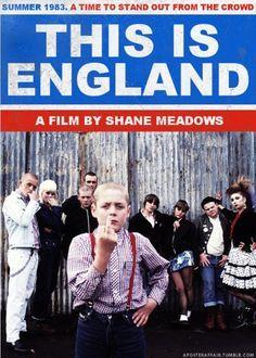 Hasil gambar untuk this is england poster
