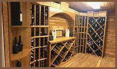 There are other essential elements that need to be factored in. So what makes a good wine cellar anyway? Read on and find out!