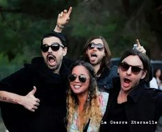 30 seconds to mars Thirty Seconds, 30 Seconds, Life On Mars, Shannon Leto, Jared Leto, Gorgeous Men, Eye Candy, Bands, Dreams