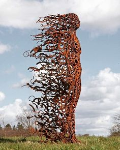 You blew me away #Sculpture by #PennyHardy
