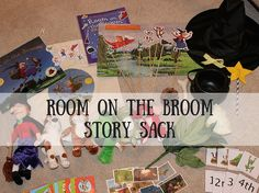 Room on the BroomStory Sack