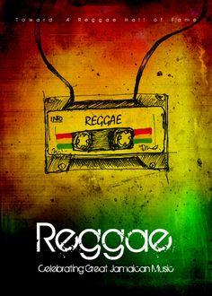Reggae Music | Iran | International Reggae Poster Contest