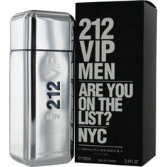 212 VIP Men by Carolina Herrera 3.4 oz EDT Spray #212vipmen #212vip #212vipmenperfume #212vipmenfragrancia #212vipmenprecio #212vipmentienda #212vipmencomprar #212vipmen #212vip #212vipmenperfume #212vipmenfragrancia #212vipmenprecio #212vipmentienda #212vipmencomprar