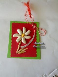 Martisor sporul casei Spring Activities, Christmas Activities, Activities For Kids, Diy And Crafts, Crafts For Kids, 8 Martie, Class Decoration, Mom Day, Art School