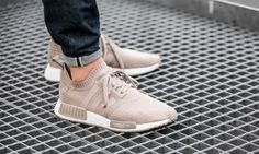 Adidas NMD R1 Triple White Mesh (#316788) from Nikita Klekt