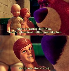 Toy Story 3 - A series that never ceases to make us smile.