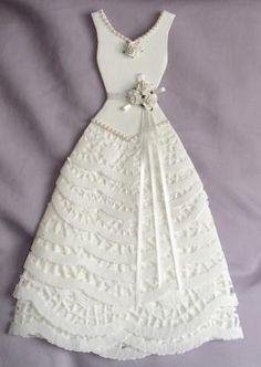 Paper Wedding Dress   Paper Dresses