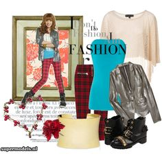 """""""Shake It Up- Cece Jones"""" by passionforfashion1234 on Polyvore"""
