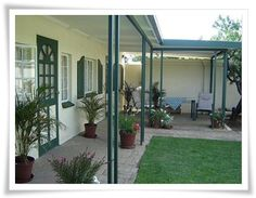 74 Noorder Street, Parys - Accommodation - The Green Door Guest Cottages - Parys, Free State, South Africa Green Door, Cottage, Green, Windows, Guest Cottage, Doors