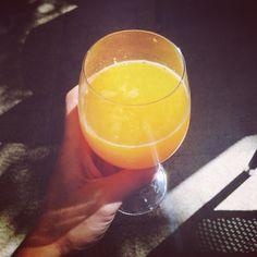 Vegan al bar: spremuta d'arancia!