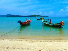 Thailand beach...