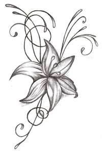 Flower Tattoo By Joycesun On Deviantart  Free Download 5822