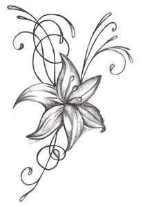 Flower Tattoo By Joycesun On Deviantart  Free Download 5822